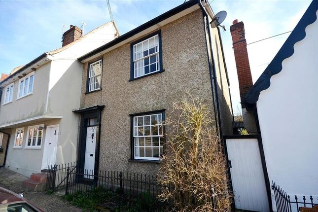 Thumbnail Cottage to rent in The Street, Stisted, Braintree