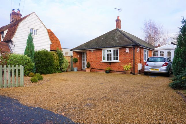 Thumbnail Detached bungalow for sale in The Heath, Colchester