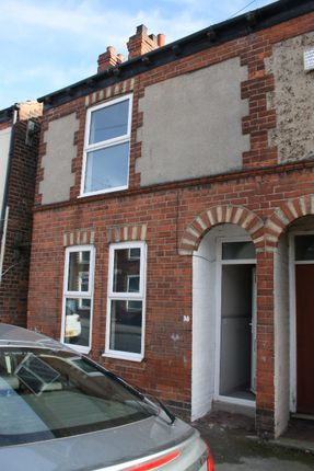 Thumbnail Terraced house to rent in Folkestone Street, Hull