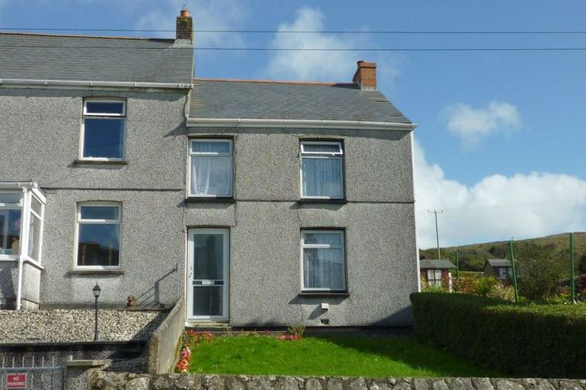 Thumbnail Property to rent in Chapel Road, Foxhole, St. Austell