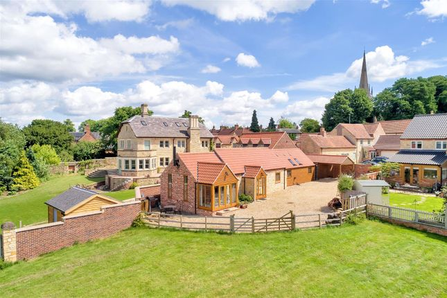 Thumbnail Barn conversion for sale in Melton Road, Waltham On The Wolds, Melton Mowbray