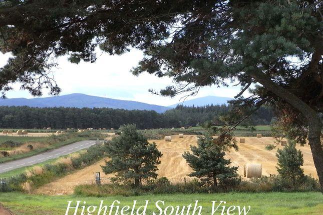 Thumbnail Land for sale in Highfield Development, Garmouth, Nr Fochabers, Moray