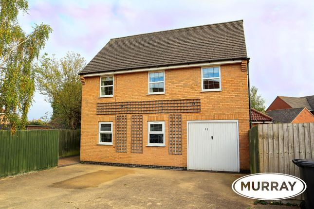 Thumbnail Detached house for sale in Firs Avenue, Uppingham, Oakham