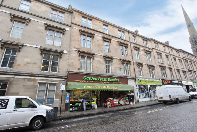 Thumbnail Flat to rent in Park Road, West End, Glasgow, 9Jg