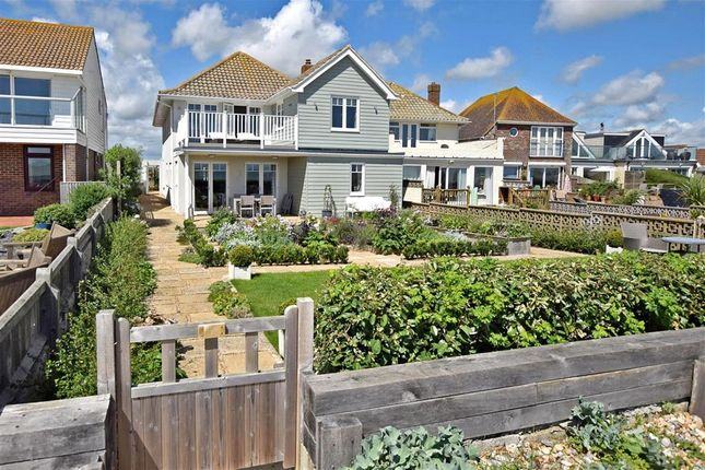 Thumbnail Detached house for sale in Coast Road, Pevensey Bay, East Sussex