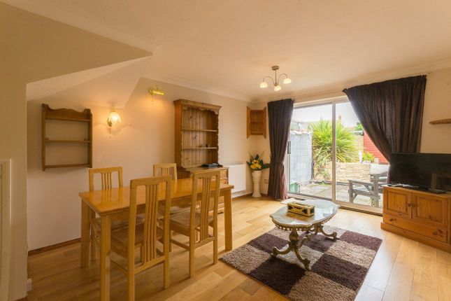 Thumbnail Terraced house to rent in Summers Mead, Yate, Bristol