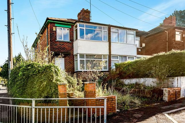 Thumbnail Semi-detached house for sale in Baron Close, Beeston, Leeds