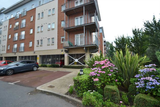 Thumbnail 3 bed flat to rent in Walker House, Elmira Way, Salford