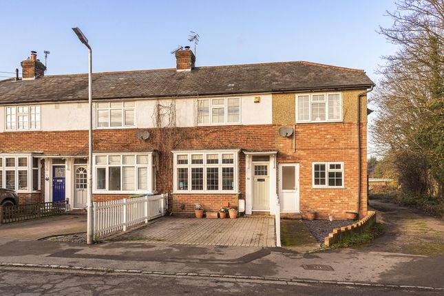 2 bed terraced house for sale in Castle Park Road, Wendover, Buckinghamshire HP22