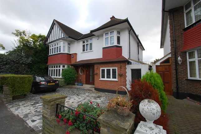 Thumbnail Detached house to rent in Audley Road, Ealing
