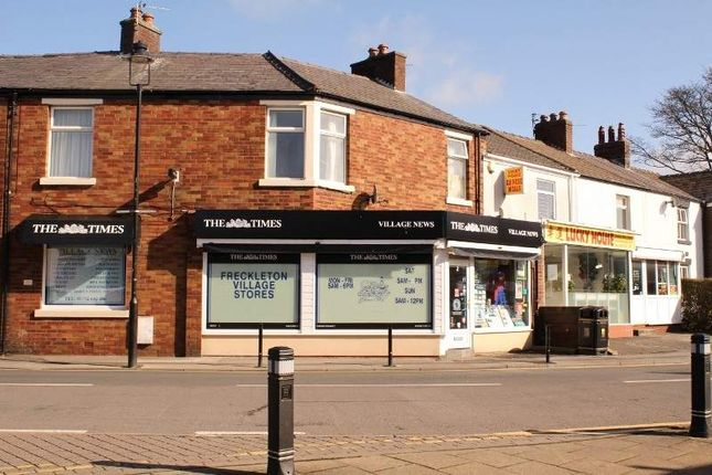 Retail premises for sale in 2 Kirkham Road, Freckleton