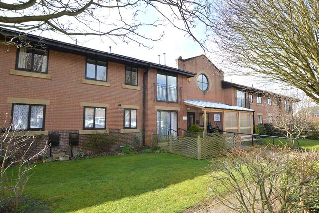Thumbnail Flat to rent in Hallfield Court, Wetherby
