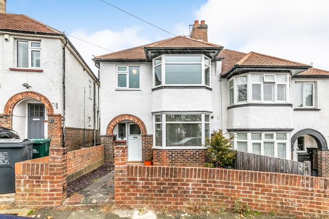 Thumbnail Semi-detached house for sale in Sharpthorne Crescent, Portslade, Brighton
