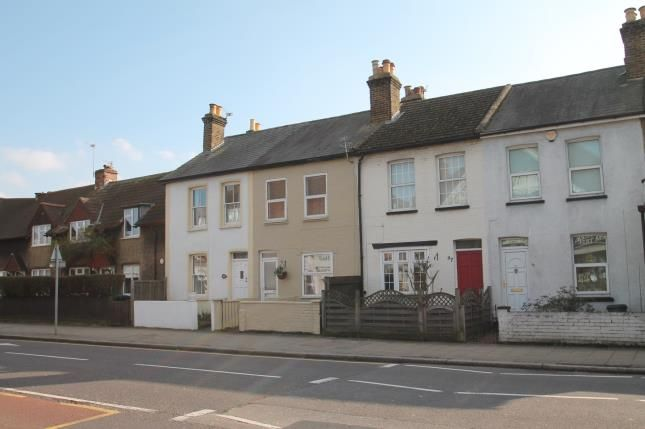 Thumbnail Terraced house for sale in Croydon Road, Beckenham, .