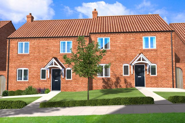Thumbnail Semi-detached house for sale in Plot 3 Wesleyan Court, Chapel Lane, Everton