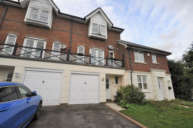 Thumbnail Town house to rent in Mill Court, Ashford
