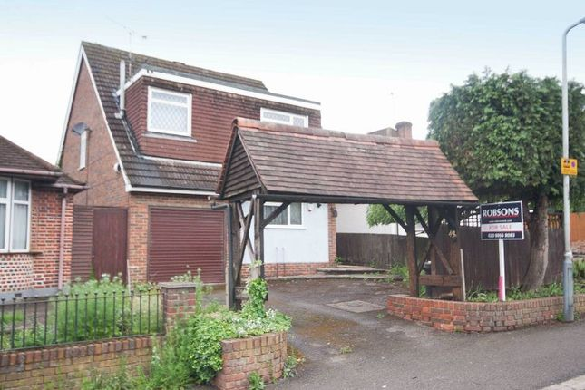 Thumbnail Detached house for sale in Fore Street, Pinner, Middlesex