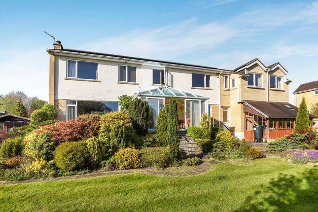 Thumbnail Detached house to rent in High Bannerdown, Batheaston, Bath
