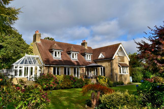 Thumbnail Detached house for sale in Hollywood Lane, Lymington