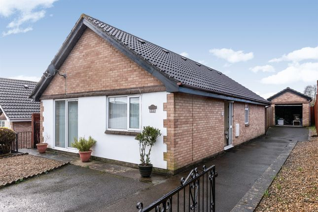 3 bed detached bungalow for sale in William Street, Trethomas, Caerphilly CF83