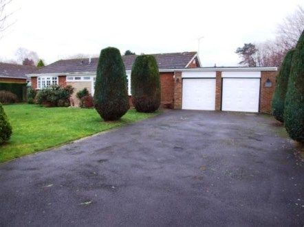 Thumbnail Bungalow for sale in Pembroke Drive, Ponteland, Newcastle Upon Tyne, Northumberland