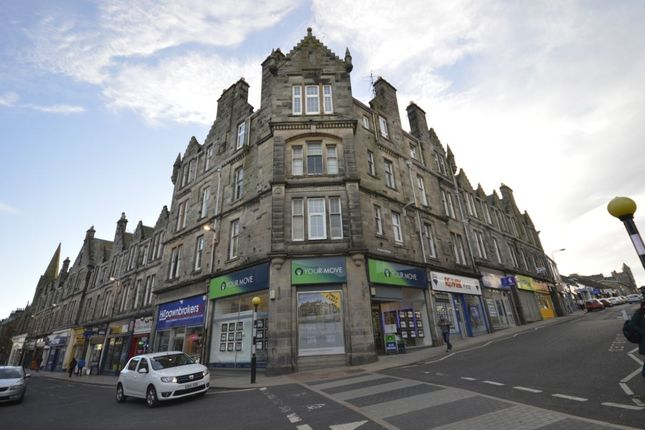 Thumbnail Flat to rent in Whytehouse Mansions, High Street, Kirkcaldy