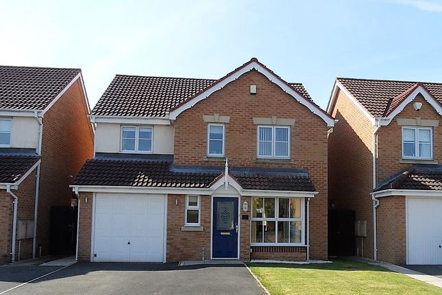 4 bed detached house for sale in Rother Garth, South Elmsell