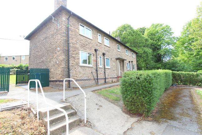 Thumbnail Flat to rent in Delves Road, Hackenthorpe, Sheffield