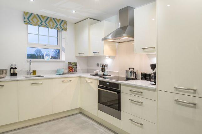 "Thumbnail Duplex for sale in ""Stevenson"" at Carters Lane, Kiln Farm, Milton Keynes"