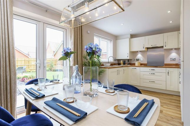 """3 bed semi-detached house for sale in """"Plot 22 - The Byford"""" at Wear Barton Road, Exeter EX2"""
