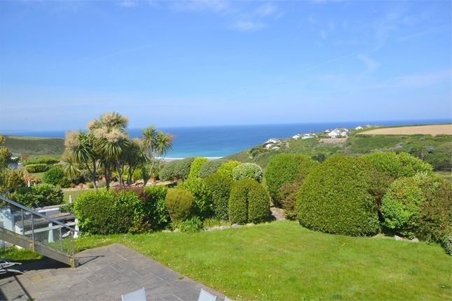 Thumbnail Detached house for sale in Coast Road, Porthtowan, Truro