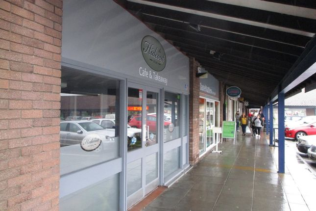 Thumbnail Retail premises to let in Coffee Shop/A3/Retail Opportunity, Unit 11, The Triangle Shopping Centre, Brackla, Bridgend