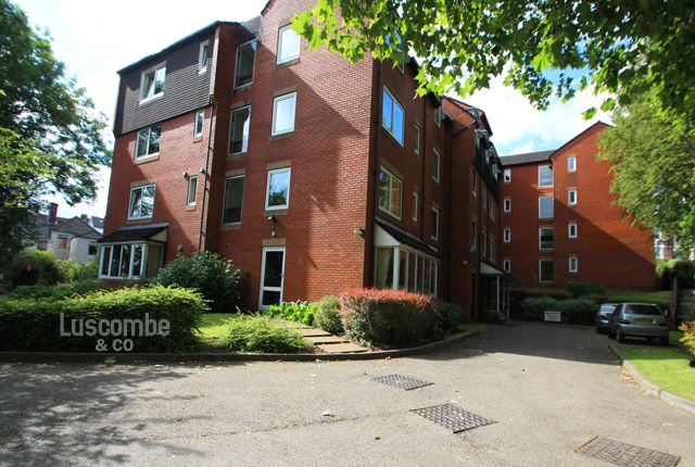 Thumbnail Flat to rent in Home Valley House, Bryngwyn Road, Newport