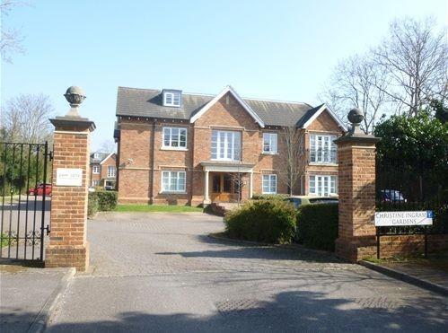 Thumbnail Flat to rent in Christine Ingram Gardens, Bracknell