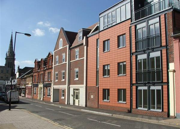 Thumbnail Flat to rent in Great Colman Street, Ipswich
