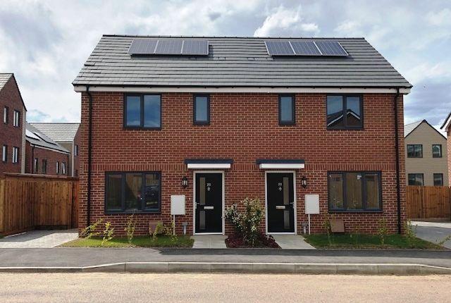 2 bedroom semi-detached house for sale in Old Saffron Lane, Aylestone