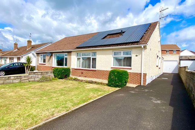 3 bed semi-detached bungalow for sale in 19 Idris Place, Bridgend CF31