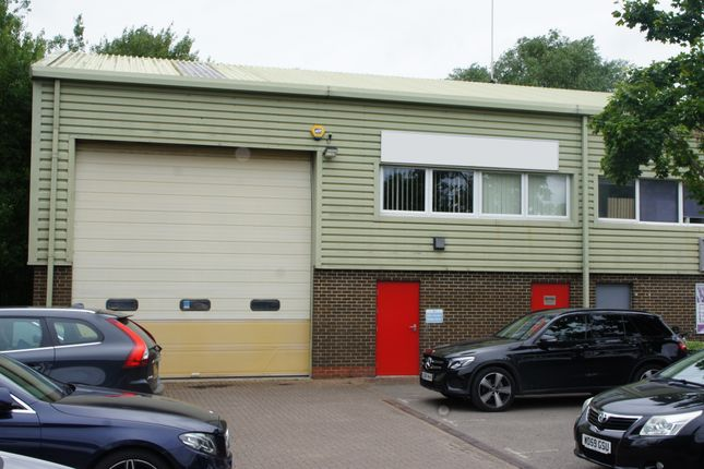 Thumbnail Industrial for sale in Unit 1 Cobham Centre, Westmead Industrial Estate, Swindon
