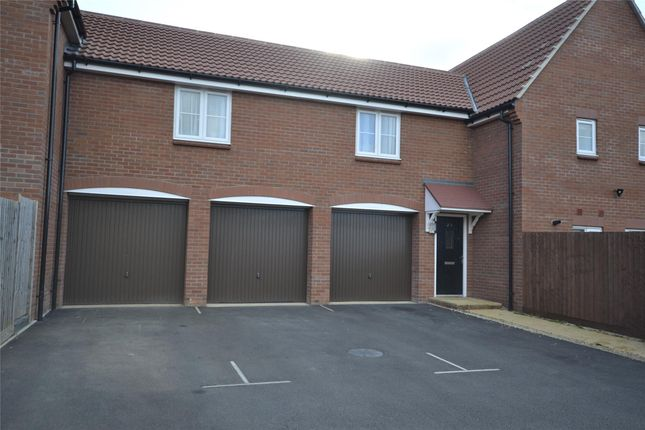 Thumbnail Terraced house to rent in Tawny Close, Bishops Cleeve