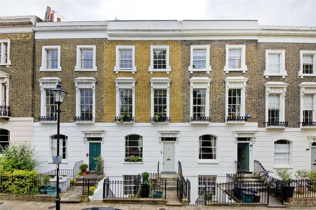 Thumbnail Property to rent in Thornhill Square, Barnsbury
