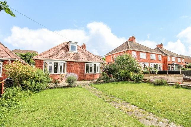Thumbnail Detached bungalow for sale in Bratton Road, Westbury