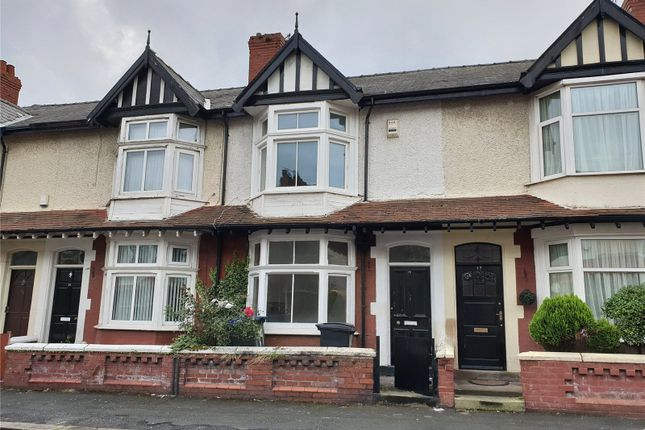 Thumbnail Terraced house to rent in Newcastle Avenue, Blackpool