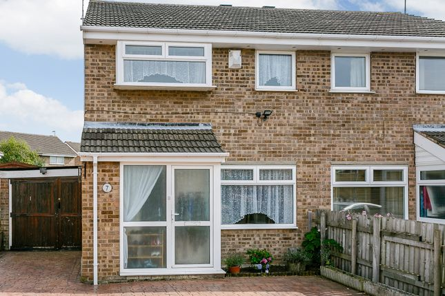 Thumbnail Semi-detached house for sale in Elkstone Road, Chesterfield
