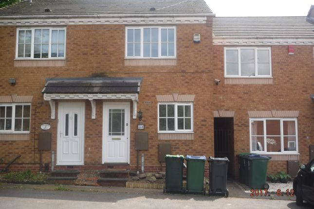 2 bed terraced house to rent in Delamere Drive, Walsall