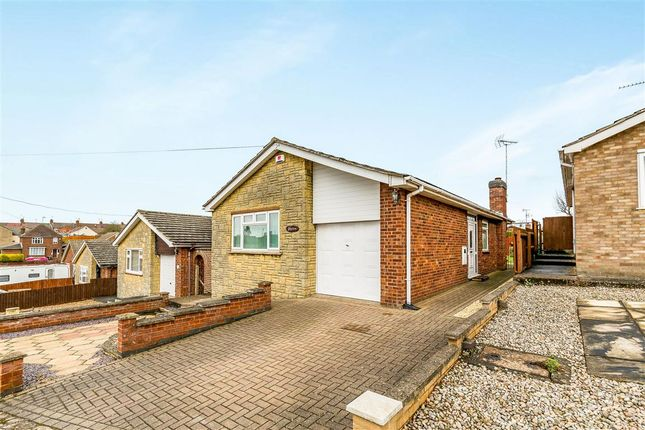 Thumbnail Detached bungalow for sale in Rushmere Way, Rushden