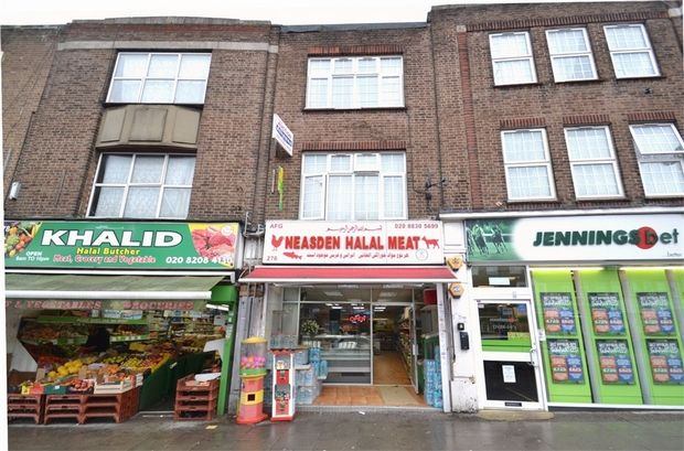 Thumbnail Commercial property for sale in Neasden Lane, London