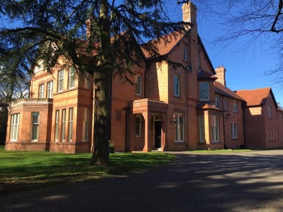 Thumbnail Flat for sale in Curzon House, 8 Curzon Park South, Chester, Cheshire