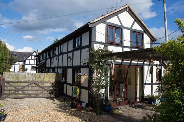 Thumbnail Detached house for sale in Bodenham, Hereford