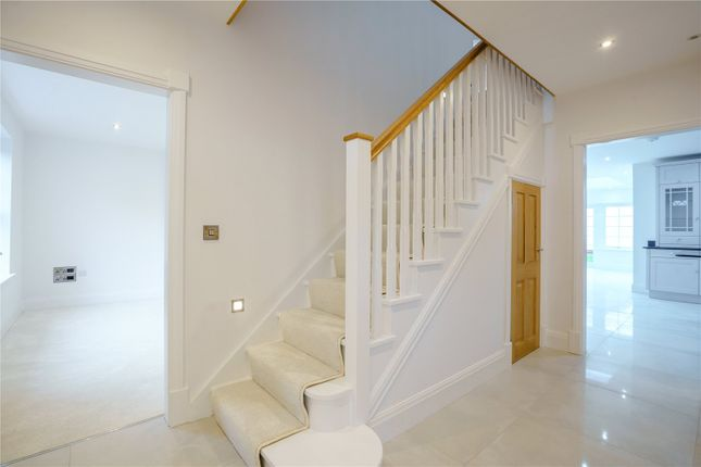 Hall And Stairs of Church Street, Malpas, Cheshire SY14