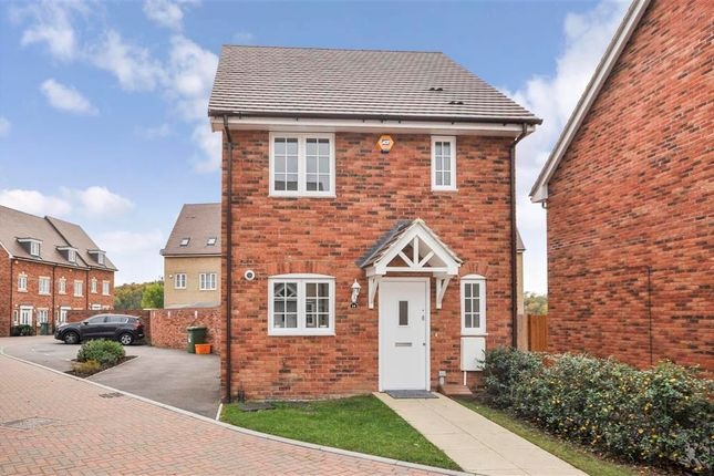 Thumbnail Detached house for sale in Northlands Place, Basildon, Essex